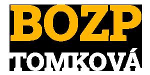 BOZP Tomková